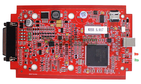 kess 5.017 with red pcb